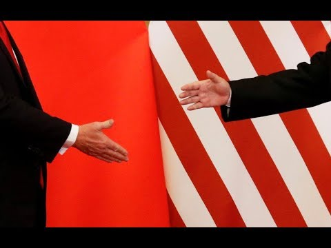 News Wrap: U.S., China trade talks resume in Beijing