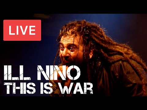 Ill Niño - This is War Live in [HD] @ The Garage - London 2013
