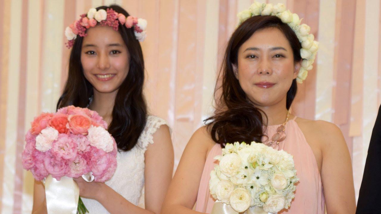 木 結婚 新 優子