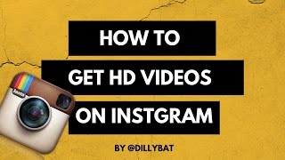 How to Get HD Videos On Instagram From Adobe Premier