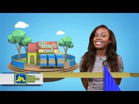 JNBS SMALL BUSINESS LOANS (TV Advert)