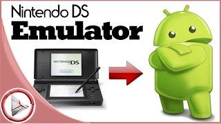 Nintendo DS Spiele mit Emulator auf Android spielen | Deutsch [HD] - kostenlos downloaden