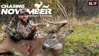 S5 E7: Rut Crazed Buck, Wisconsin Brute