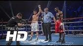 "Louis ""Kaway"" Toutin vs Bernard Donfack (super-moyens) - Replay Full Fight (HD)   Marseille 24/03/18"