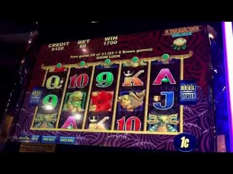 Tachi Palace Casino slots bonuses
