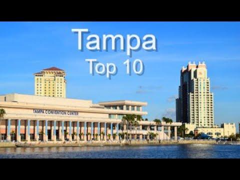 Tampa Top Ten Things To Do
