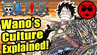 One Piece's Real Life Culture of Wano! - Gaijin Goombah
