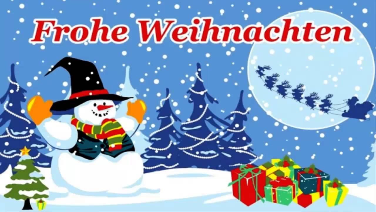 Wünsch Euch Allen Frohe Weihnachten.Ich Wunsch Euch Frohe Weihnachten Meine Lieben Abonnenten