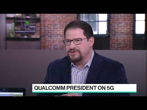 5G Will Change Form Factors, Qualcomm President Amon Says