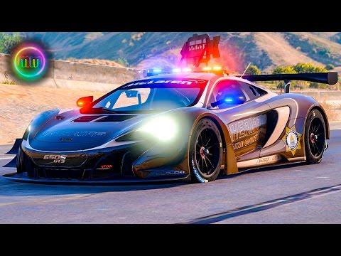 Lspdfr Sports Car Patrol Lamborghini
