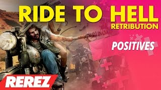 The Worst 360/PS3 Game - Ride to Hell: Retribution - Positives - Rerez