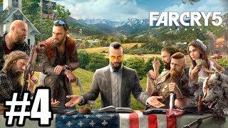 BOOMER, MÓJ NOWY PRZYJACIEL! - Let's Play Far Cry 5 #4 [PS4]