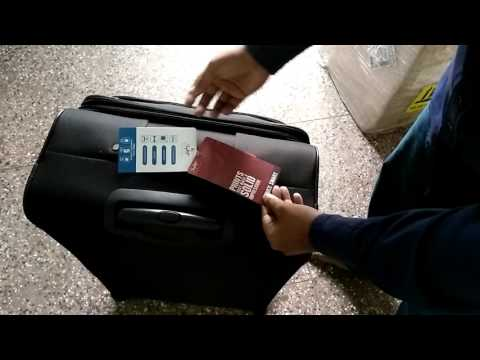 Skybags Polyester Black Soft Sided Suitcase (STVEN4W76BLK)(76*47*34 cm) unboxing and quick review