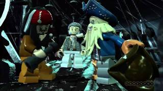 LEGO Pirates of the Caribbean: The Video Game Dead Man