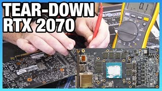 EVGA RTX 2070 Tear-Down, Quality, & Reference PCB