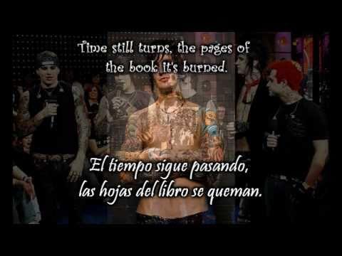 Avenged Sevenfold - So Far Away (subtitulado en español - inglés) [Lyrics]