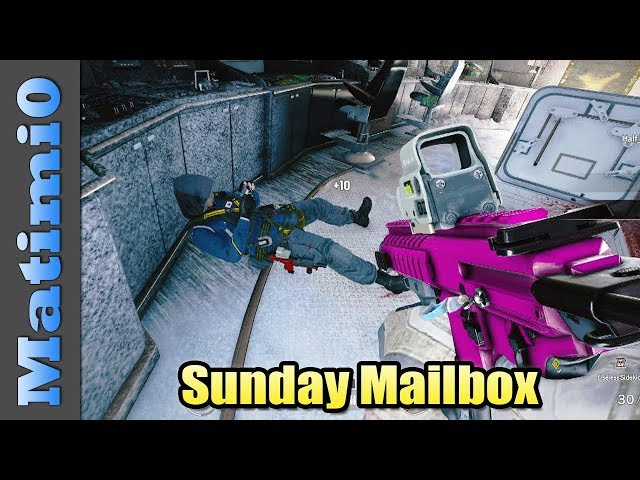 Elas Gadget Any Good? - Sunday Mailbox - Rainbow Six Siege