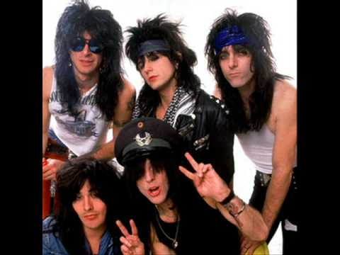 L A guns - crystal eyes