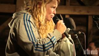 'The Heist' - Kate Tempest // In The Woods Barn Sessions 2014