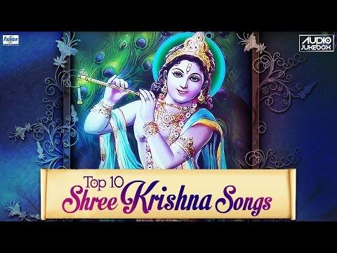 Top 10 Shree Krishna Songs   Aarti Kunj Bihari Ki   Govind Bolo Hari Gopal Bolo   Krishna Mantra