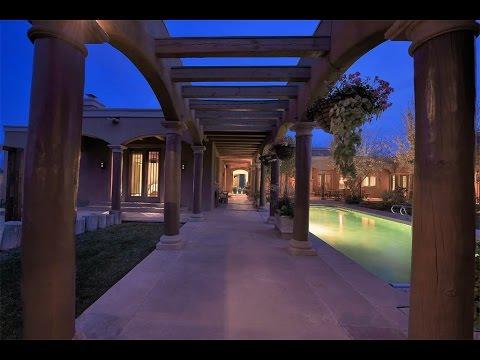 Private Gated Estate in Santa Fe, New Mexico
