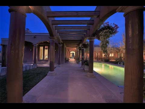 Private Gated Estate in Santa Fe, New Mexico