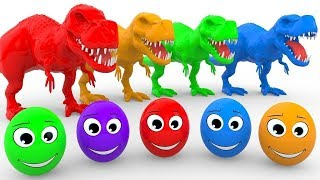 Learn Colors   Numbers for Children Kids   Educational Super Crazy Kids