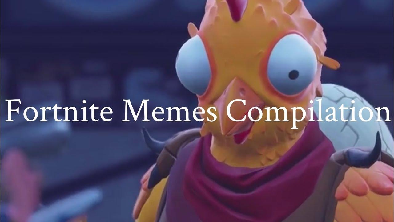 Fortnite Meme Compilation 2 Clean Youtube
