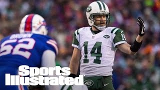 The New York Jets' Quarterback Situation | MMQB Spotlight | Sports Illustrated