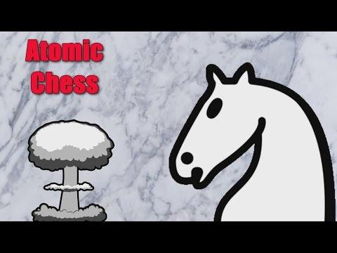Atomic Chess - Variante di Scacchi - Annuncio 1°Torneo