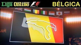 GP de Spa-Francorchamps (Bélgica) de F1 2018 - Liga Online F1 - Cat. Base (3ª Divisão)