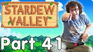 Stardew Valley - Skull Key! - Part 41