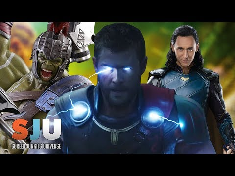 Thor: Ragnarok To Save Slumping Box Office - SJU