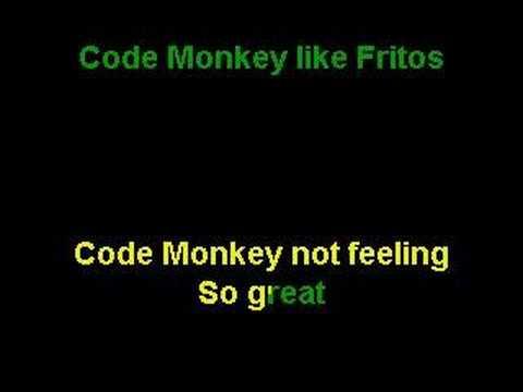 Code Monkey Karaoke