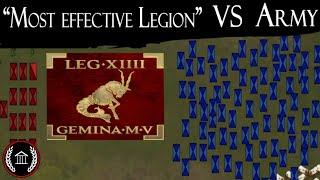 Rome's most effective Legion - Conquerors of Britain (Part 2)