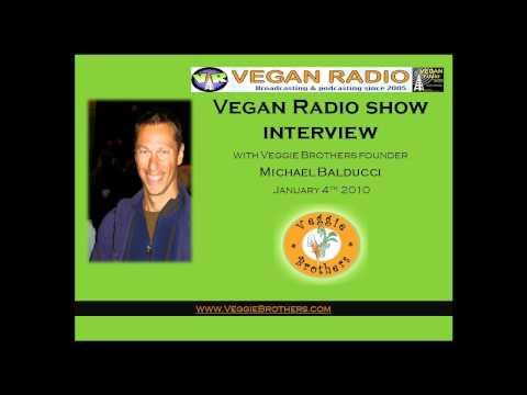 Vegan Radio Interviews veggiebrothers.com vegan food online