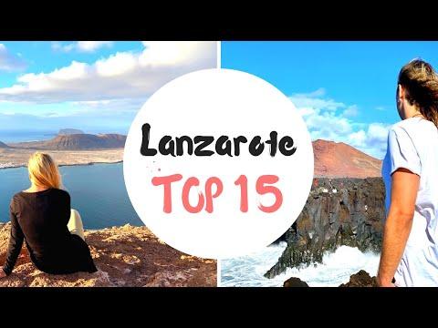 LANZAROTE TOP 15 ☀️Sehenswürdigkeiten, Tipps & Reisebericht   unaufschiebbar.de