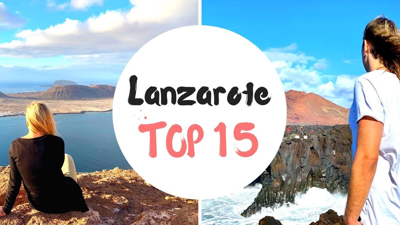 Costa Rica Karte Sehenswurdigkeiten.Lanzarote Top 15 Sehenswurdigkeiten Tipps Reisebericht Unaufschiebbar De
