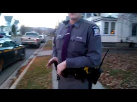 Thumbnail: How to get rid of a cop in less than 10 seconds