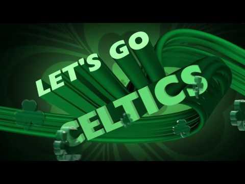 Boston Celtics NBA 2011 Season Graphics Package Highlights