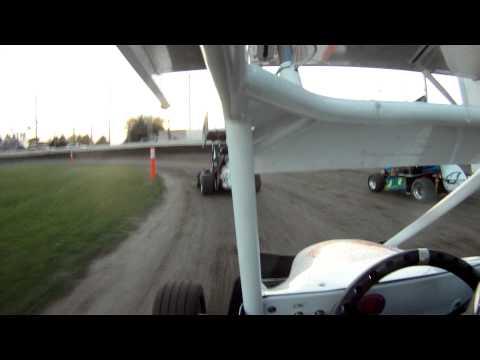 Madelyn F Jr Sprint Kam Raceway Heat 2 5/30/14