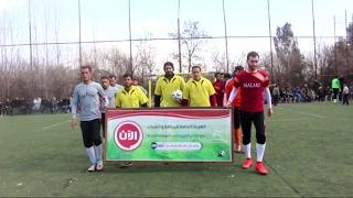 أخبار خاصة: الغوطة المحاصرة تختتم فعاليات دوري الآن لكرة القدم