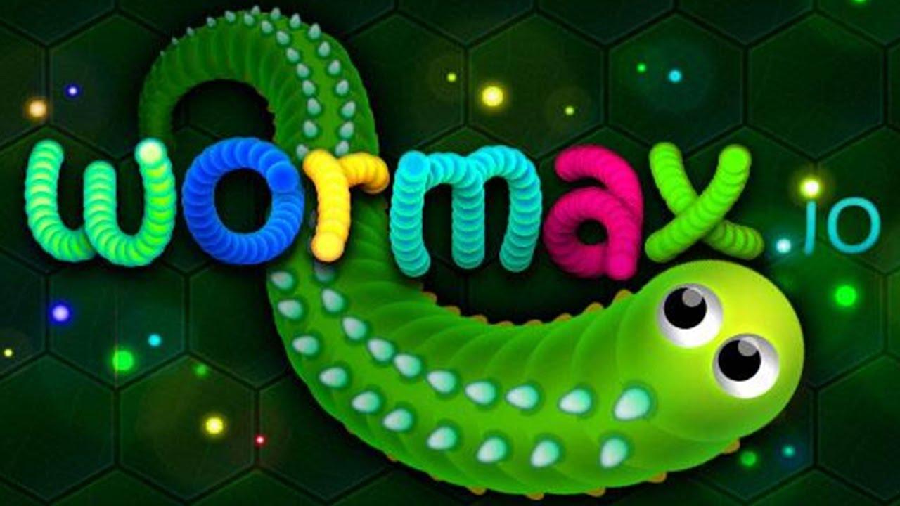 Wormax.Io Game