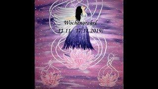 Wochenorakel 11.11.    17.11.2019