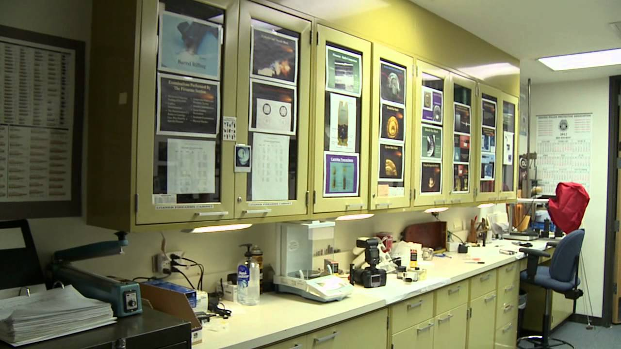 Denver Crime Lab Tour