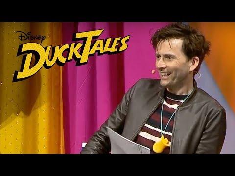 DuckTales LIVE! Table Read from Disney Channel GO! Fan Fest