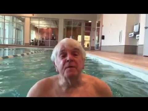 How aqua jogging has helped me overcome challenges