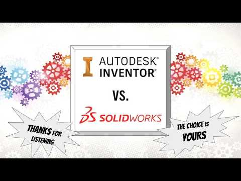 Inventor and Solidworks