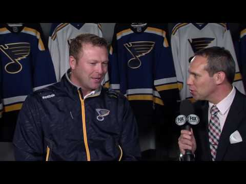 Martin Brodeur has some work to do to get ready