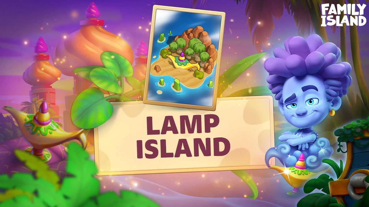 New Family Island adventures on Lamp and Sultan Islands🐫✨🕌🏺